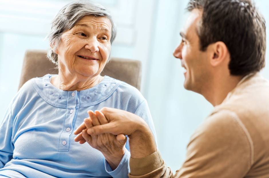 Communication Strategies for Those Living with Dementia