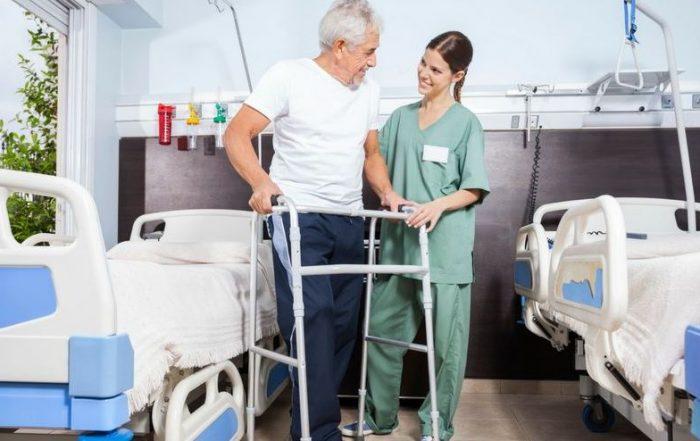 fall prevention elderly