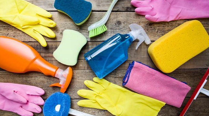 Spring Cleaning Safety Tips for Seniors